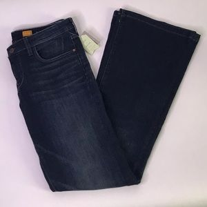 NWT Pilcro and the Letterpress 'Stet' Flare Jeans
